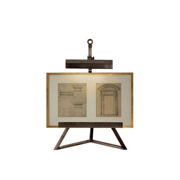 Getty Art Display Lamp - Lighting - Global Home