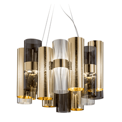 La Lily Chandelier - 2 Colors - Lighting - Global Home