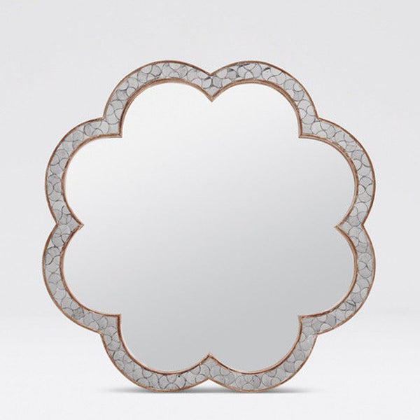 Fiona Mirror - 2 Sizes - 6 Finishes - Wall D'©cor - Global Home