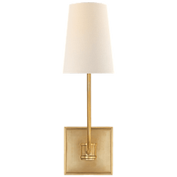 Perfectly Understated Sconce - 3 Finishes - Lighting - Global Home