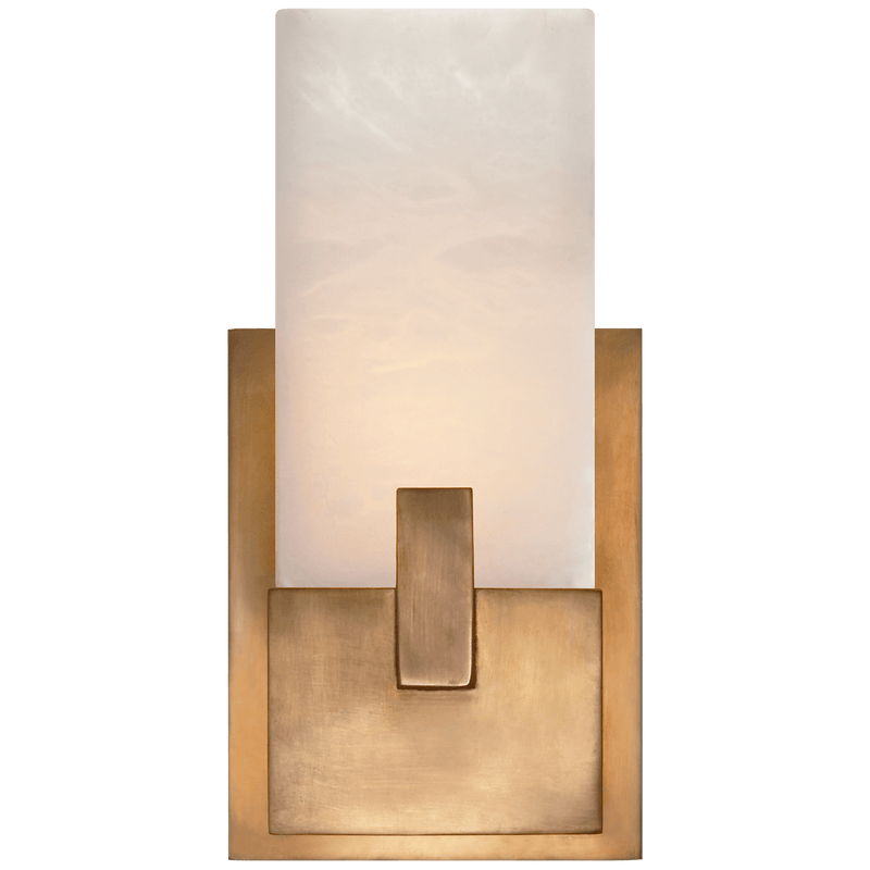 Covet Alabaster Bath Sconce by Kelly Wearstler - 3 Finishes - Lighting - Global Home