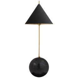 Claudia Orb Base Accent Lamp - 2 Colors - Lighting - Global Home