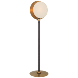 Adjustable Reflector Floor Lamp - 3 Finishes - Lighting - Global Home
