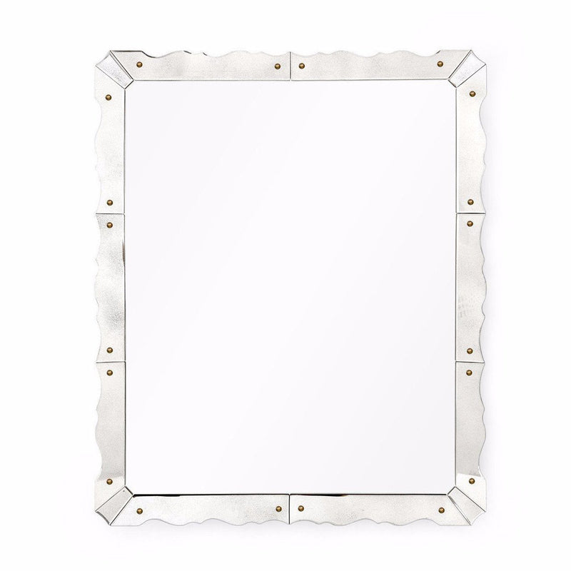 Kennedy Mirror-two sizes - Mirror - Global Home