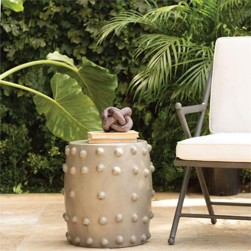 Concrete Bubble Stool - Tables - Global Home