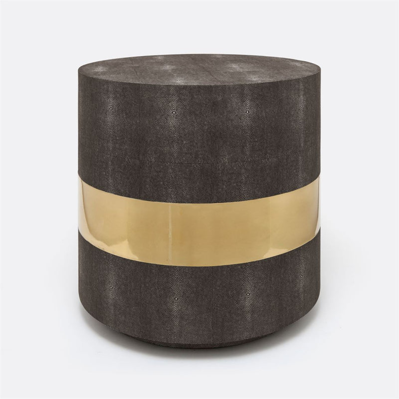 Maxine Side Table-Mushroom