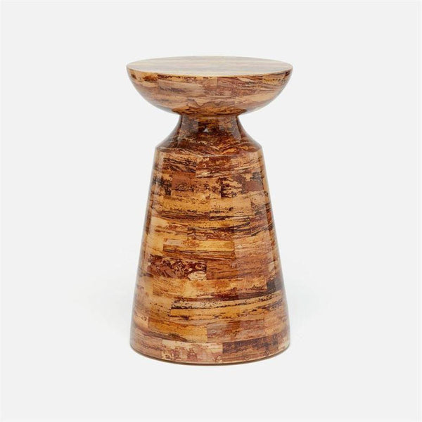Banana Bark Side Table - Seating - Global Home