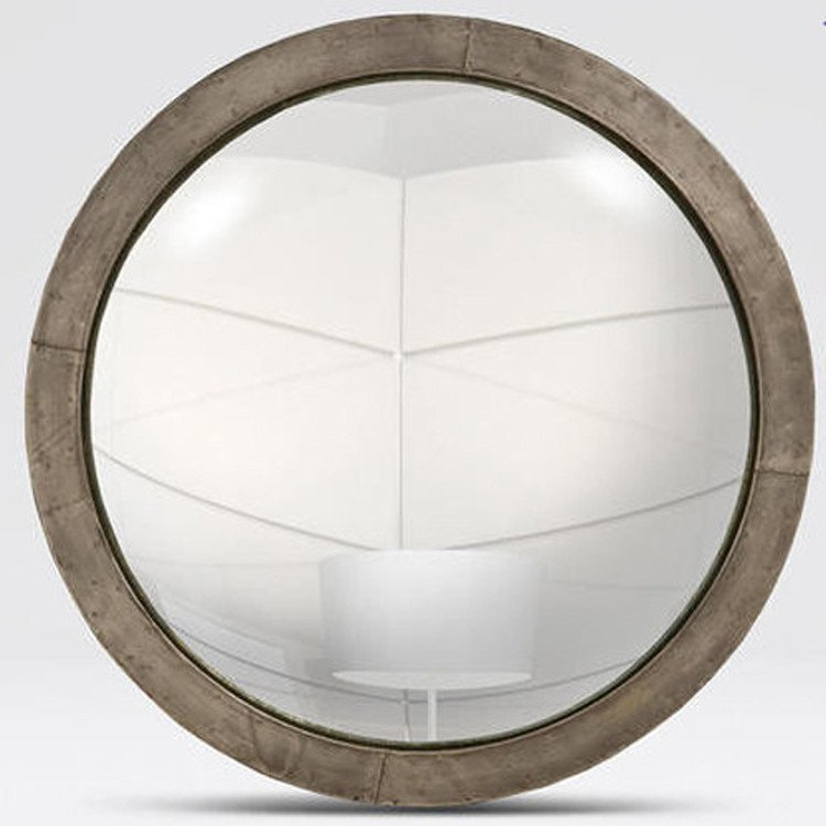 Manu Convex Mirror - Wall D'©cor - Global Home