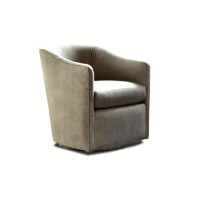 Cassandra Swivel Chair - Seating - Global Home