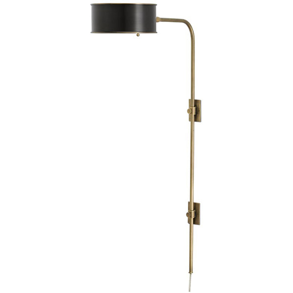 Overture Brass Wall Sconce - Lighting - Global Home
