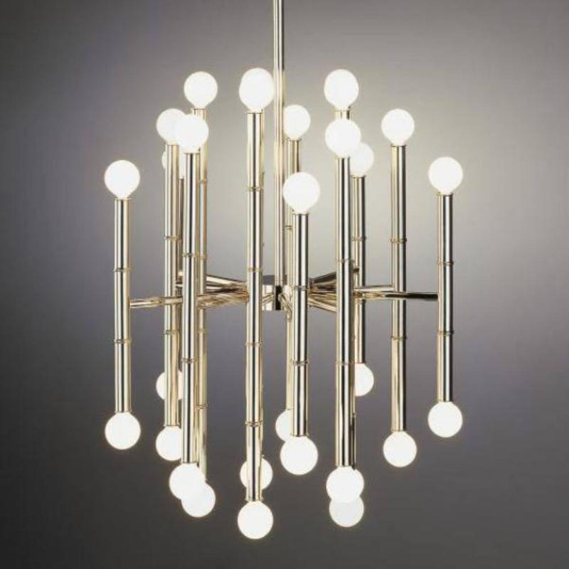 Park Regent Chandelier - 2 Finishes - Lighting - Global Home