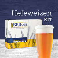 Hefeweizen Ingredient Package BRIESS