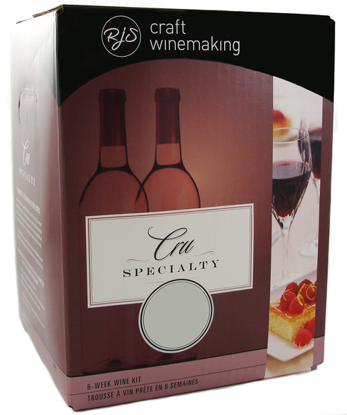 Cru Specialty Black Forest Dessert Wine 12L