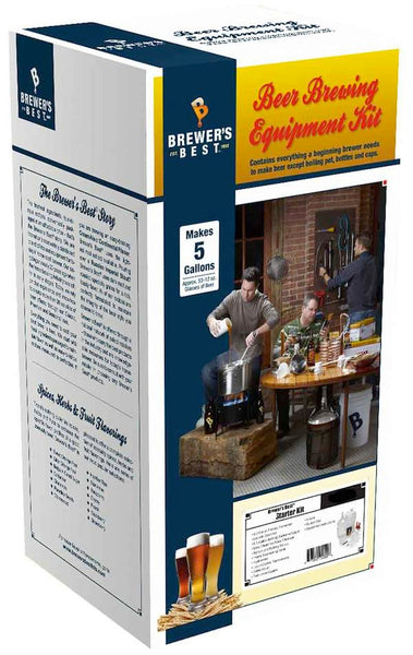 Brewer's Best 5 Gallon Equipment Kit #1002