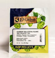 GERMAN HALLERTAU BLANC - 1 OZ PACKAGE