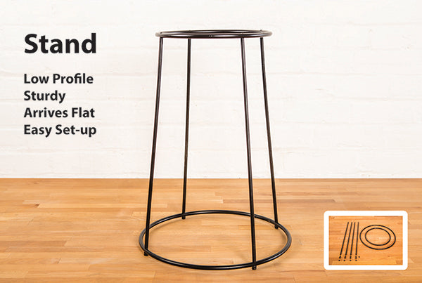 COLLAPSIBLE STAND FOR FASTFERMENT 7.9 GAL CONICAL FERMENTOR