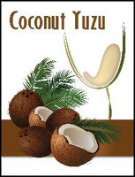LABEL* IM COCONUT YUZU