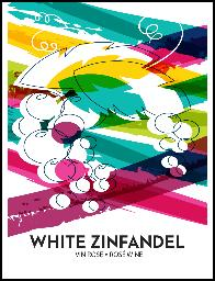 LABEL * WHITE ZINFANDEL