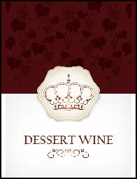 LABEL* DESSERT WINE