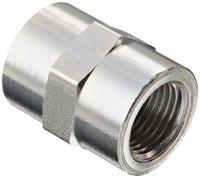 COUPLER 1/2 IN NPT STAINLESS