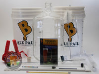 BREWER'S BEST BEER MAKING EQUIPMENT KIT 1 GALLON