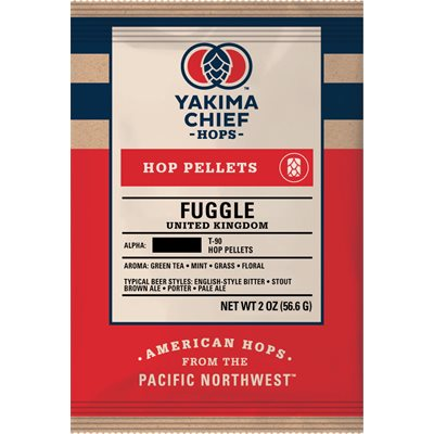 UK FUGGLE - Hop Pellets