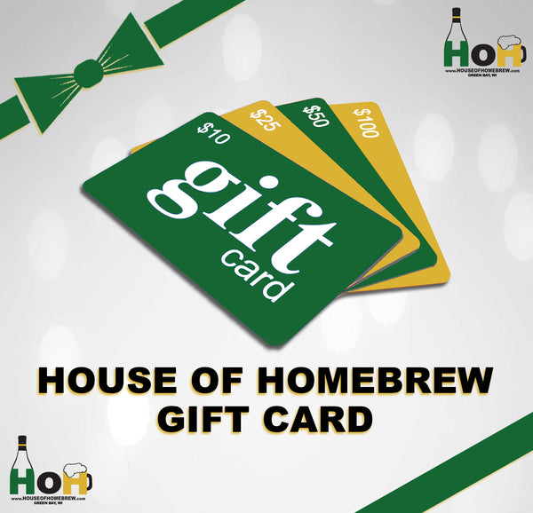 House of Homebrew Gift Card