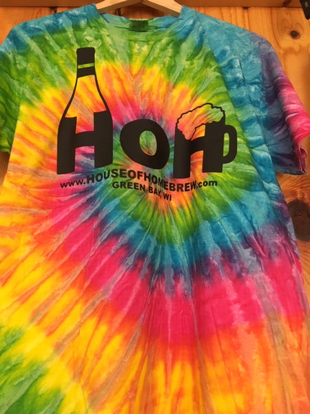 HOH Tee Shirt -- Tie Dyed