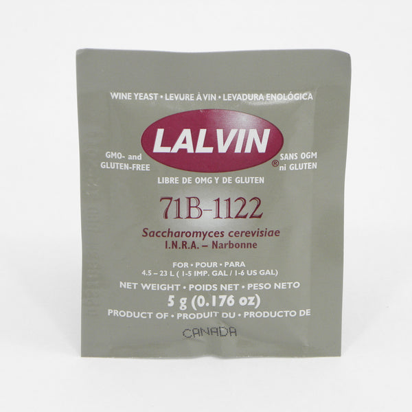 71B LALVIN ACTIVE FREEZE-DRIED WINE YEAST