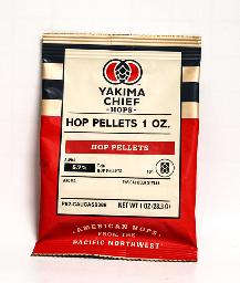 HOP PELLETS,GR NORTHERN BREWER - 1 OZ PACKAGE