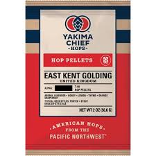 UK EAST KENT GOLDING - HOP PELLETS