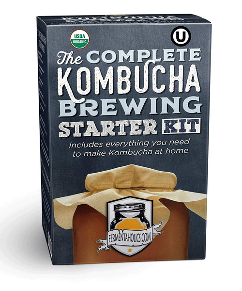 The Complete Kombucha Starter Kit