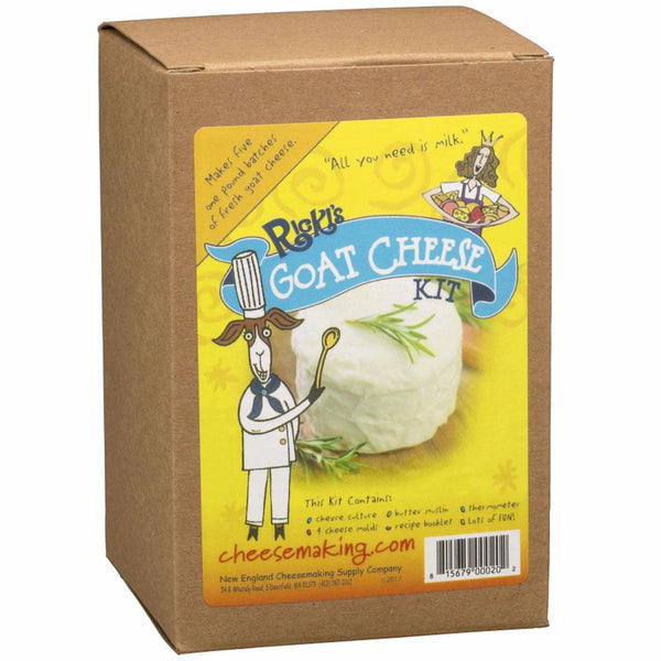 Goat Cheese Kit with Book
