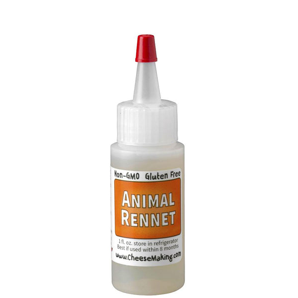 Liquid Animal Rennet 2 oz