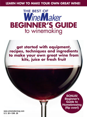 BEGINNER'S GUIDE WINE
