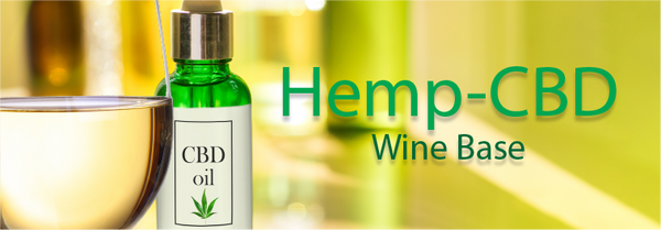 VINTNER'S BEST® HEMP-CBD WINE BASE 128 OZ (1 GAL)