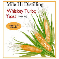 Whiskey Turbo Yeast with AG (bulk) 2.2 lbs