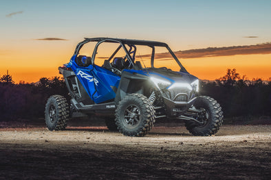 Polaris Combines Next-Level Audio & Custom-Inspired Style with  RZR Pro XP Rockford Fosgate® Limited-Editions