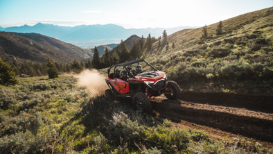 POLARIS TAKES THE FOUR-SEAT EXPERIENCE TO THE NEXT LEVEL WITH ALL NEW RZR® PRO XP 4 LINEUP