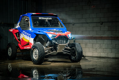 POLARIS RZR FACTORY RACING UNVEILS RZR PRO XP RACE VEHICLE FOR DAKAR