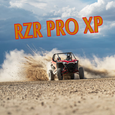 POLARIS RZR® UNLEASHES ALL-NEW PRO XP CLASS!!