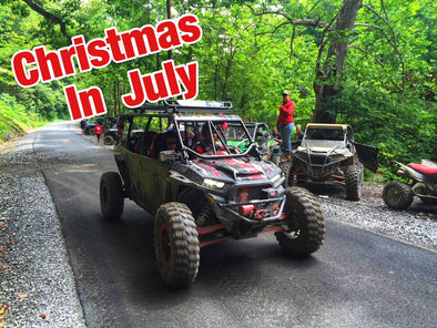 Christmas Comes Early At The Wagon Wheel ATV Resort