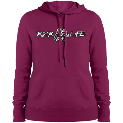 Ladies' Pullover Hooded Sweatshirt