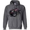 Big Red Men's Hoodie
