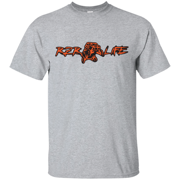 Ultra Cotton T-Shirt (Orange)