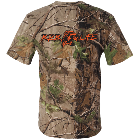RZR LIFE Camouflage T-Shirt
