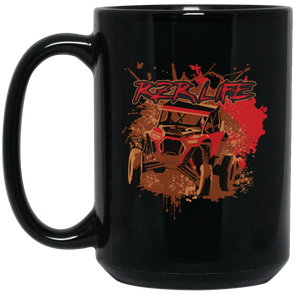 RZR LIFE 15 oz. Coffee Mug