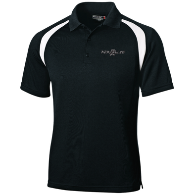 RZR LIFE Moisture-Wicking Tag-Free Golf Shirt