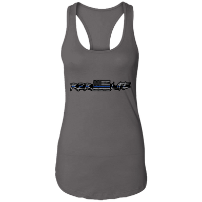 Ladies Thin Blue LineTank