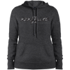 Ladies' Pullover Hooded Sweatshirt (Silver)